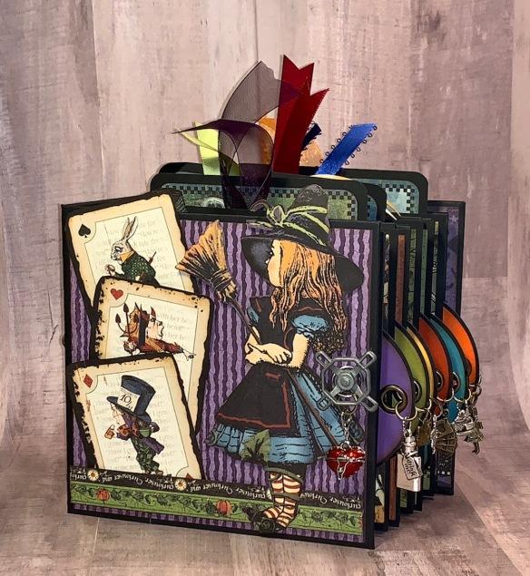 Alice In Wonderland Minibooksrme